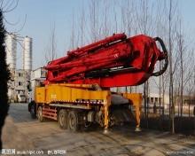 新疆混凝土泵车