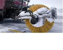 扫雪机维修