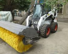 BOBCAT山猫扫雪机维修