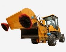 新疆工程维修:如何选择适合的扫路机?