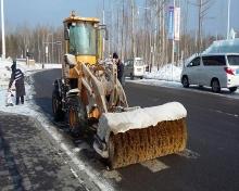 乌鲁木齐新疆扫雪车