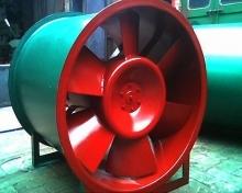 新疆矿山机械消防排烟风机